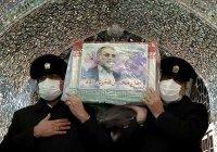В Тегеране заявили о причастности иранского военного к убийству физика Фахризаде