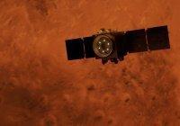 Первый арабский зонд вышел на орбиту Марса