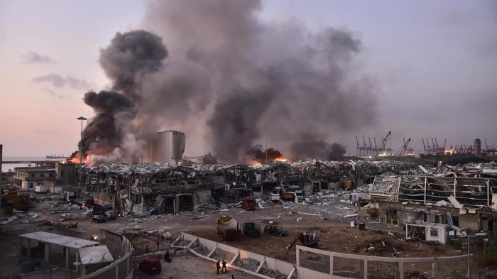 Жертвами взрыва стали чуть менее 200 человек.