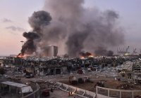 Россия готова помочь восстановить объекты после взрыва в Бейруте
