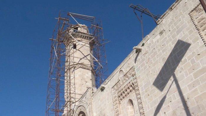 Одну их старейших мечетей Алеппо восстановят к осени.