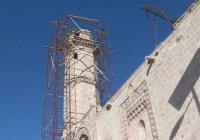 В Алеппо начали восстанавливать одну из старейших мечетей