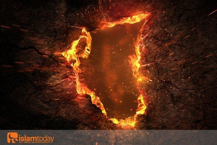 Что скажет человек, который окажется в Аду лишь миг? (Источник фото: shutterstock.com)