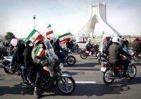 Иран отмечает годовщину Исламской революции по-новому