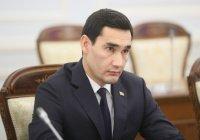 Бердымухамедов назначил сына вице-премьером Туркменистана