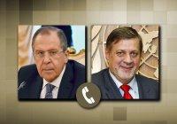 Лавров обсудил ливийское урегулирование со спецпосланником генсека ООН