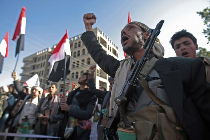 Хуситы будут исключены из американского списка террористов.