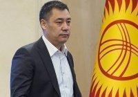 Президента Киргизии отправили на самоизоляцию перед визитом в Россию