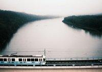 Стало известно, куда россияне отправятся весной на поездах