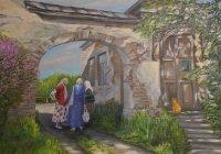 «Зеркало жизни»: как Татарстан объединил скульптора и художника