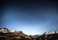 Названа частота падений на Землю метеоритов и болидов