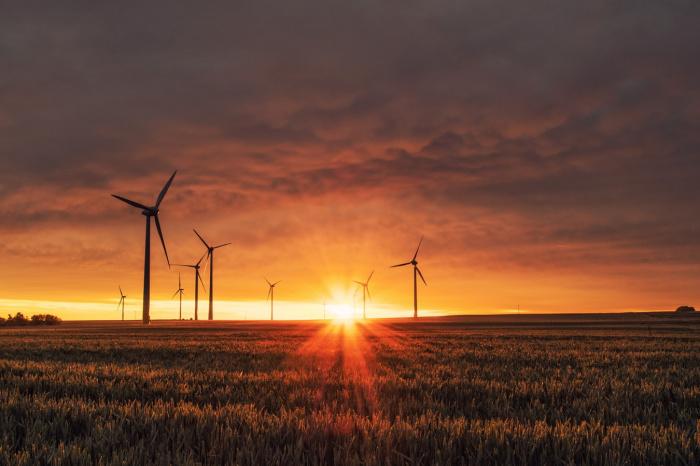 Гейтс признал, что ветровая и солнечная энергетика стать бесперебойным источником энергии пока не способны, однако в этом человечеству может помочь атомная энергетика (Фото: unsplash.com)