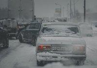 Установлено, как завести замерзшее авто после морозной ночи