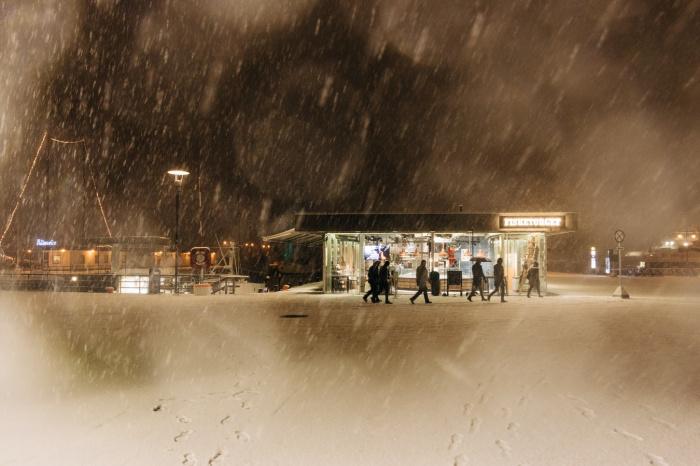 Жизнеобеспечение населения может быть нарушено из-за мороза, сильного снега и порывов ветра скоростью до 35 м/с (Фото: unsplash.com)
