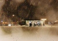 Россиян предупредили о сильных морозах и ураганном ветре