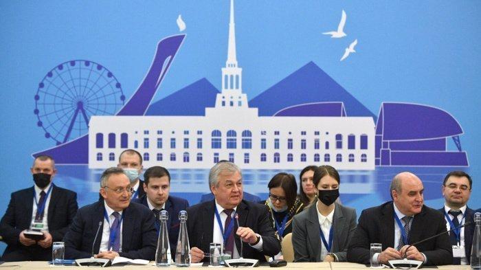 В Сочи завершилась 15-я международная встреча по Сирии в астанинском формате.