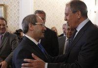 Главы МИД России и Сирии обсудили итоги встречи в Сочи