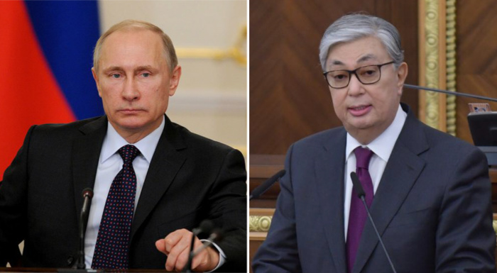 Президенты России и Казахстана условились продолжать контакты.
