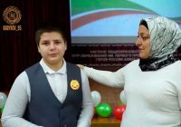 13-летний сын Кадырова выиграл свои первые выборы