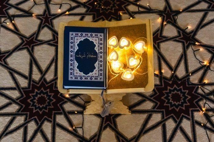 «Сердце – это сосуд, так наполни же его Кораном»