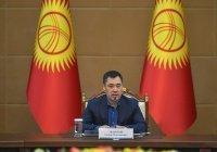 Жапаров заявил об особом месте России во внешней политике Киргизии
