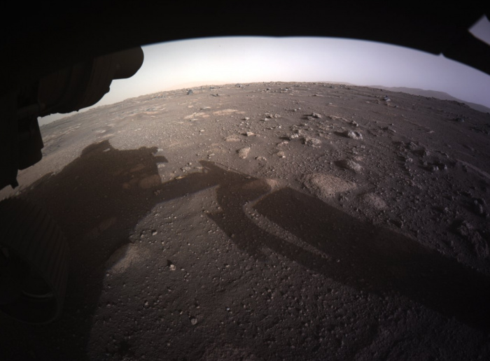 Фото: NASA / Perseverance Mars Rover