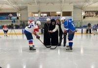В Казани стартовал межконфессиональный Всероссийский турнир по хоккею