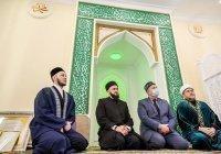 В Черемшанском мухтасибате при участии муфтия РТ после реконструкции открылась мечеть