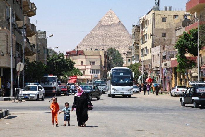 Чиновница в Египте называла улицы именами родственников.