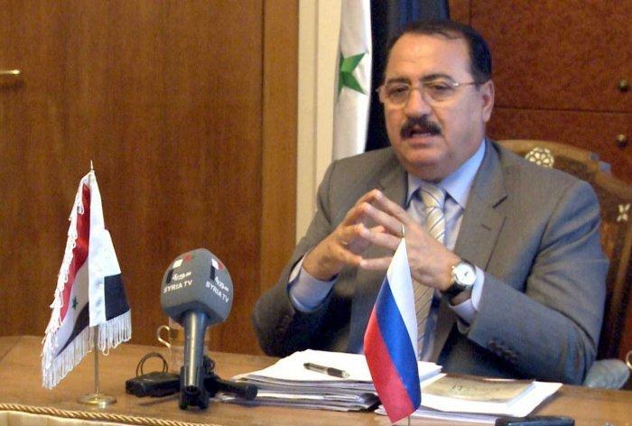 Посол Сирии в РФ сообщил о регистрации в стране российской вакцины от ковида.