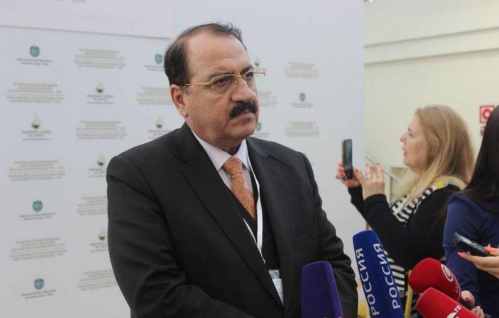 Рияд Хаддад заявил о намерении сделать прививку от коронавируса.