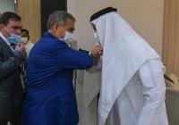 Минниханов обсудил сотрудничество с наследным принцем Абу-Даби