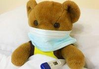 Выявлены осложнения, наблюдающиеся у детей после коронавируса