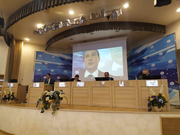 Общественники России и Татарстана обсуждают межнациональные отношения.