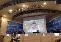 Крганов отметил высокий уровень работы ДУМ РТ