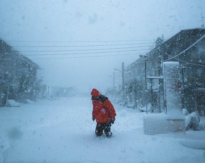 В последние годы зимы чаще всего или теплые, или холодные, но нет серединных значений (Фото:unsplash.com)
