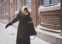 Названы российские города, где хуже всего убирают снег