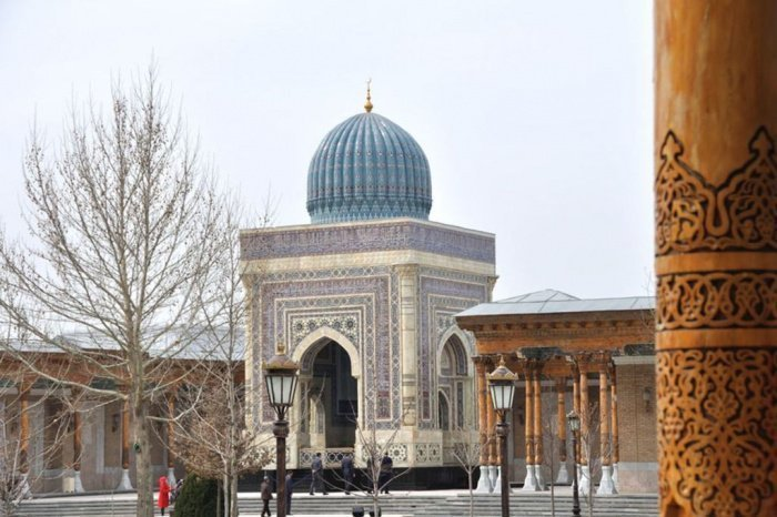 В Узбекистане отреставрируют Комплекс имама аль-Бухари