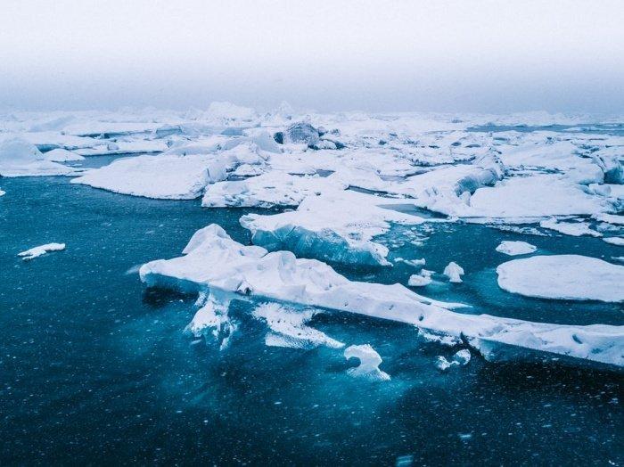 Попадание пресной воды в Атлантический океан способно катастрофическим образом повлиять на глобальный климат Земли (Фото: unsplash.com)