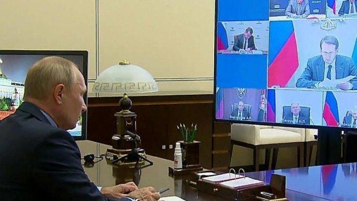 Совбез России обсудил ситуацию в Карабахе.