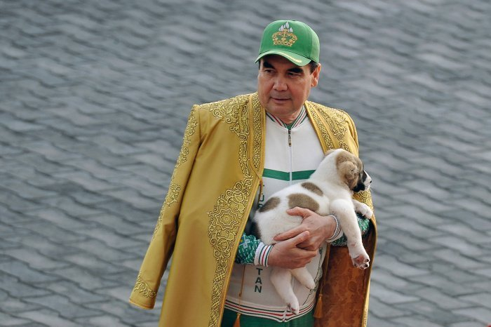 В Туркменистане будут отмечать день алабая.