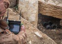 Российские саперы уничтожили в Сирии «госпиталь» террористов