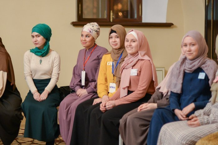 Новый сезон проекта для мусульманок стартует в ДУМ РТ.