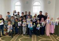 В Бугульминском мухтасибате провели детский «День родного языка»