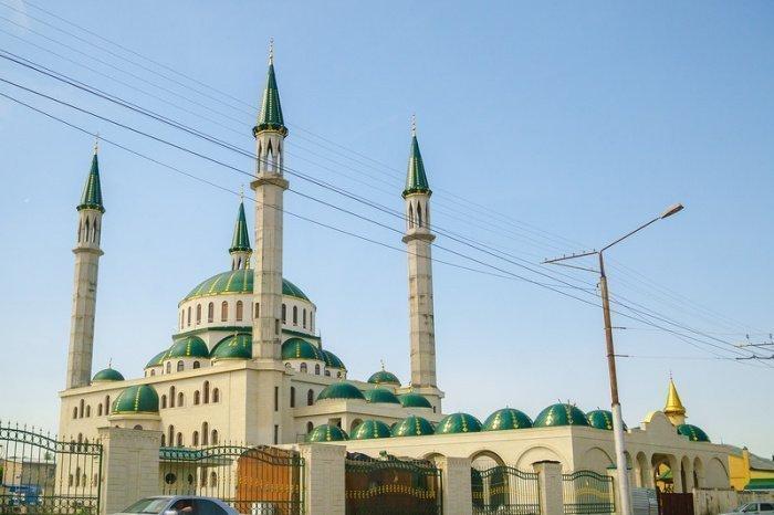 В Карачаево-Черкесии через год откроют Соборную мечеть.