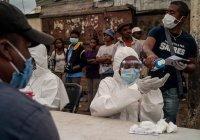 Больше 103 тысяч человек умерли от коронавируса в Африке