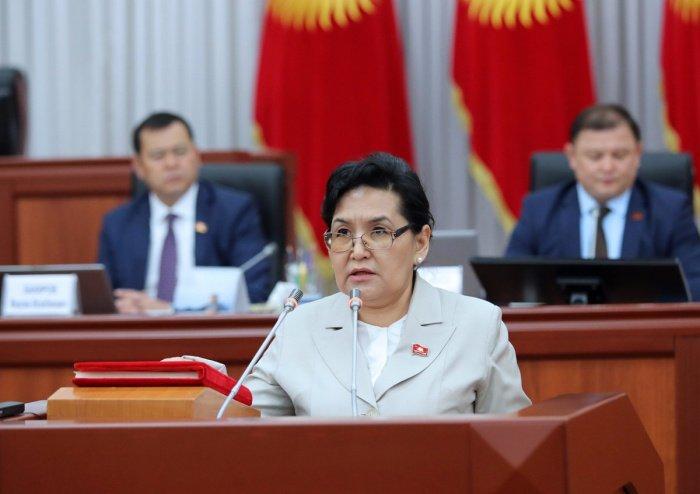 Гульнара-Клара Самат стала новым послом Киргизии в Москве.