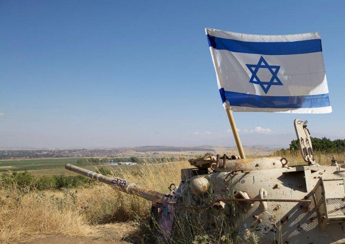Израиль хочет создать военный альянс с арабскими странами.