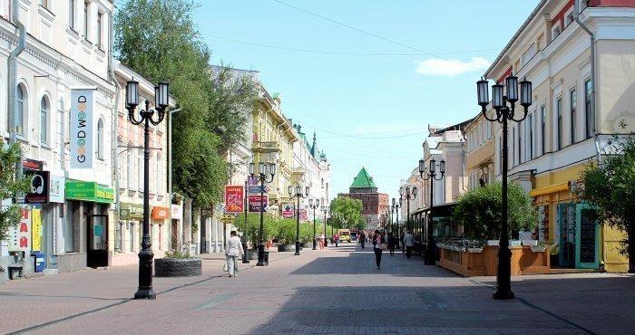 Квадратный метр жилья в Нижнем Новгороде составляет 74,7 тысячи рублей (Фото:pixabay.com)