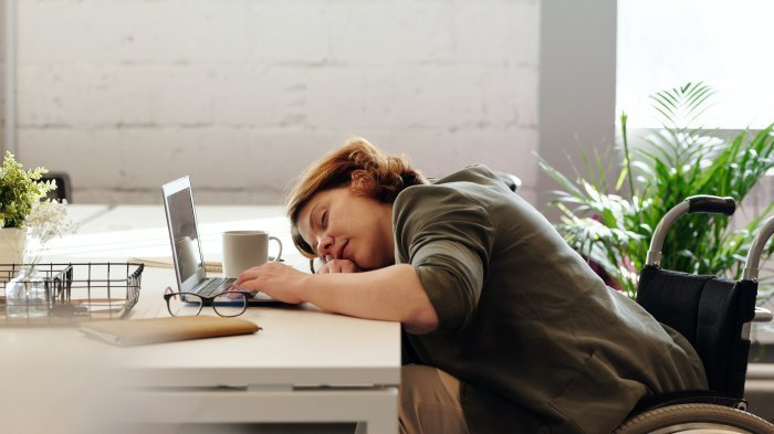 Достаточность сна не гарантирует его качество (Фото: unsplash.com)